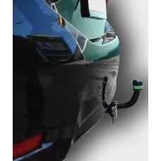 Фаркоп Лидер Плюс на Тойота Королла седан  2007-2013  T117-A