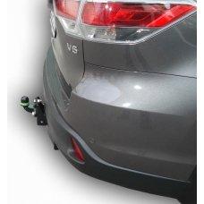 Фаркоп Лидер Плюс на Тойота Хайлэндер 2013-2020 T120-FC