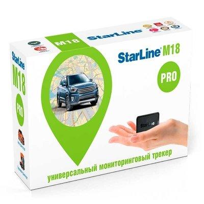 Трекер для мониторинга транспорта StarLine M18 Про
