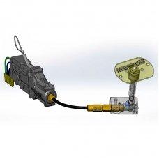 Электрический замок капота ProSecurity Lock Универсал (PLU)