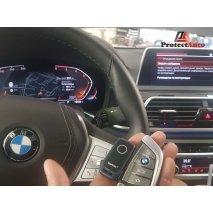 Защита от угона BMW 7 серии 2020г.