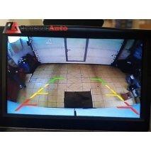 Установка автосигнализации StarLine A63 GSM/GPS, сетки в бампер и камеры заднего вида на Форд Транзит 2020