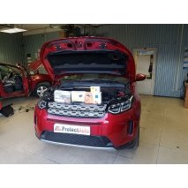 Установка противоугонного комплекса на Land Rover Discovery Sport 2020г.
