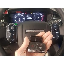 Защита от угона Range Rover Velar 2020г.