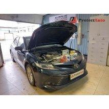 Защита от угона Тойота Камри V70 2020