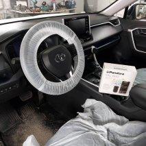Защита от угона Тойота РАВ4 2021
