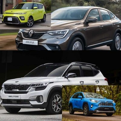 Новые модели фаркопов на Kia Soul 3, Киа Селтос, Тойота РАВ4, Рено Аркана от компании Bosal Oris