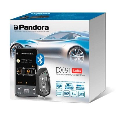 Pandora DX 91 LoRa