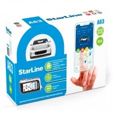 Автосигнализация StarLine A63 2CAN + 2LIN ECO