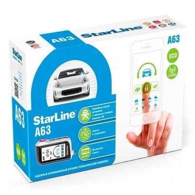 StarLine A63 GSM ECO