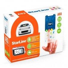 Автосигнализация StarLine A93 2CAN+2LIN GSM ECO