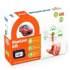 Автосигнализация StarLine A96 BT 2CAN + 2LIN GSM