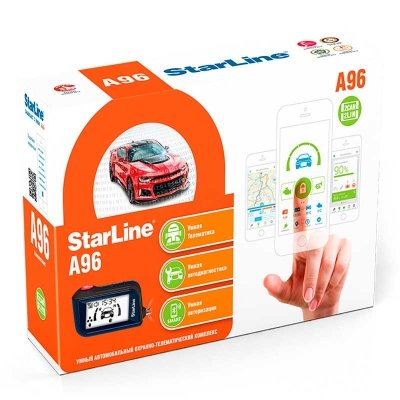 StarLine A96 2CAN + 2LIN
