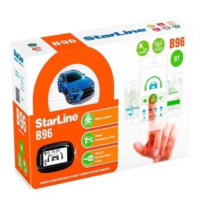 StarLine D96 BT 2CAN + 2LIN GSM GPS