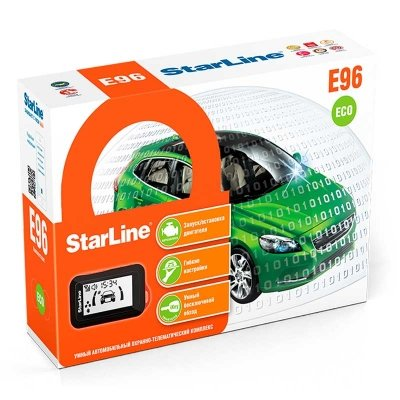 StarLine E96 BT ECO