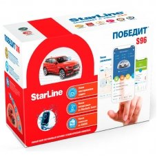 Автосигнализация StarLine Победит S96