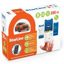 Автосигнализация StarLine S96 v2  2CAN 4LIN 2SIM GSM