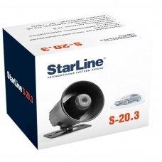 Неавтономная звуковая сирена StarLine S-20.3