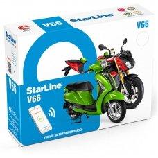Мото сигнализация StarLine V66