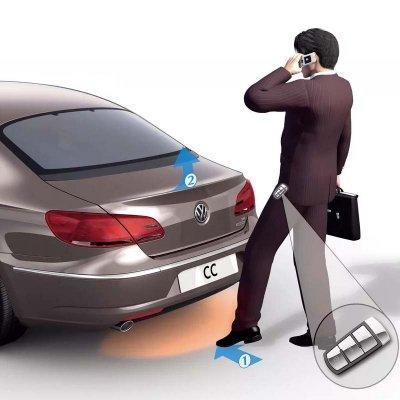 Модуль бесконтактного открытия багажника ногой SmartFoot